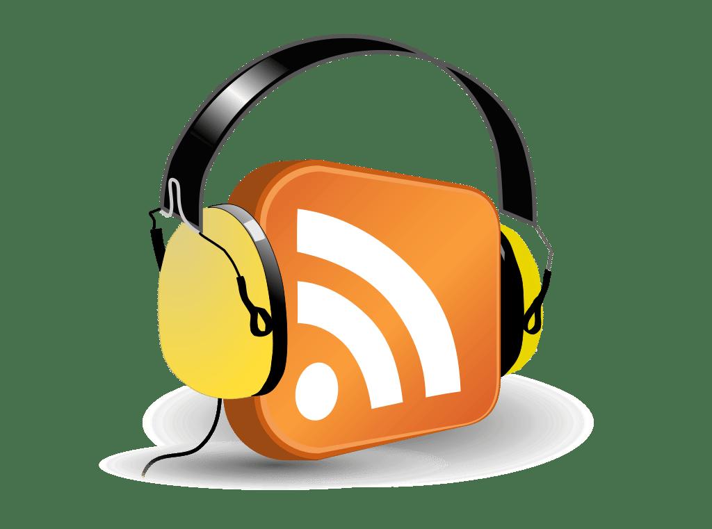 Ikona podcastů