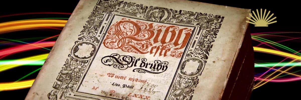 Pod ochranou Žerotínů –Jednota bratrská a Bible kralická v ČT